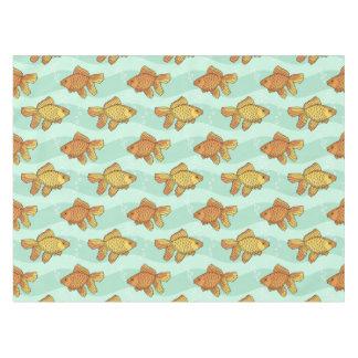 Fish-pattern Tablecloth