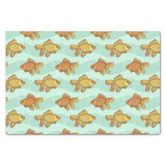 Fish-pattern Tissue Paper