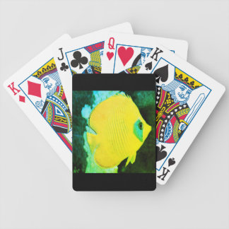 Fish Poker Playing Cards