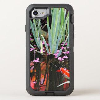 Fish Pond OtterBox Defender iPhone 8/7 Case