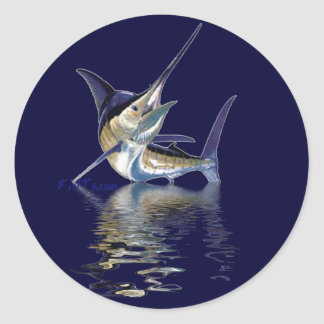 Fish Reflections Collection Sticker
