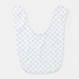 fish scale abstract vector background bib