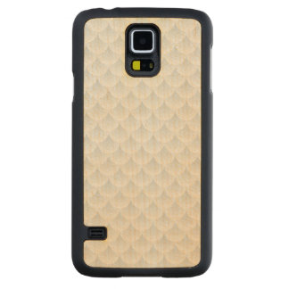 fish scale abstract vector background carved maple galaxy s5 case