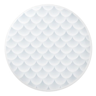 fish scale abstract vector background ceramic knob