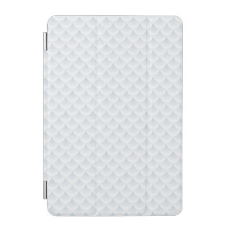 fish scale abstract vector background iPad mini cover