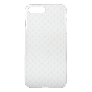 fish scale abstract vector background iPhone 7 plus case