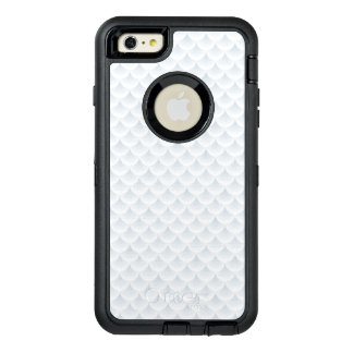 fish scale abstract vector background OtterBox defender iPhone case