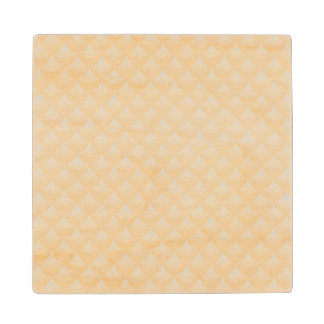 fish scale abstract vector background wood coaster