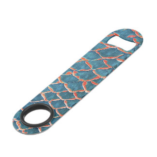 """Fish scale Speed bottle opener"""