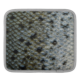 Fish Scales 2 iPad Sleeve