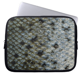 Fish Scales 2 Laptop Sleeve