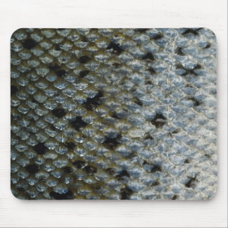 Fish Scales 2 Mouse Mat