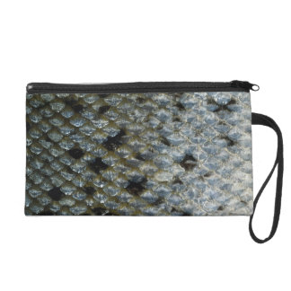 Fish Scales 2 Wristlet