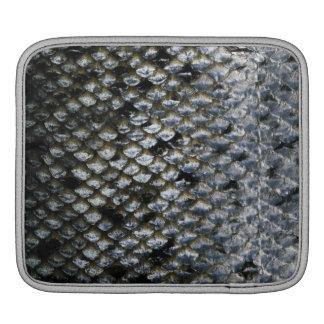 Fish Scales iPad Sleeve