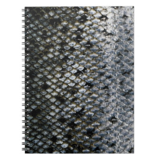 Fish Scales Notebooks