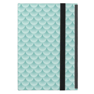 Fish Scales Pattern Case For iPad Mini