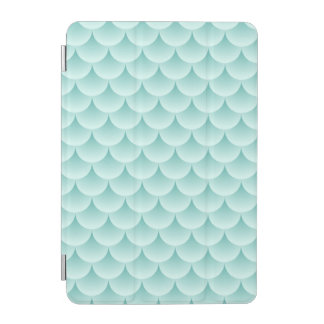 Fish Scales Pattern iPad Mini Cover