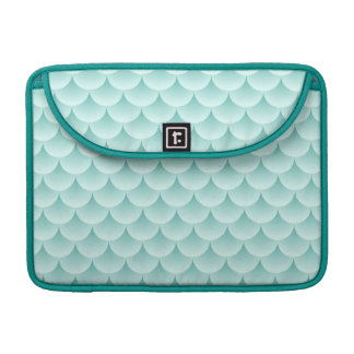 Fish Scales Pattern Sleeve For MacBooks