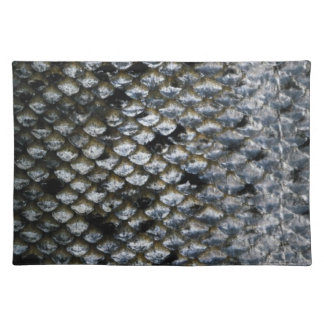 Fish Scales Place Mats