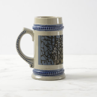 Fish Scorpion Color Beer Stein