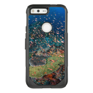 Fish Swimming over Reef OtterBox Commuter Google Pixel Case