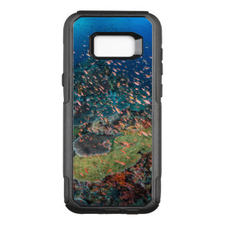 Fish Swimming over Reef OtterBox Commuter Samsung Galaxy S8+ Case