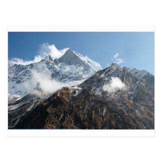 Fish Tail Mountain 1 Postcard