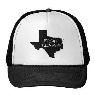 Fish Texas Hat