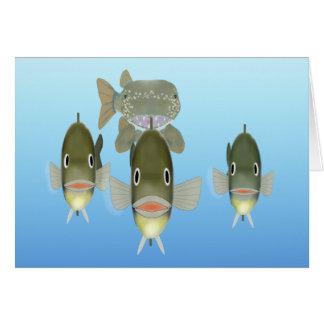 Fish Thank You Card