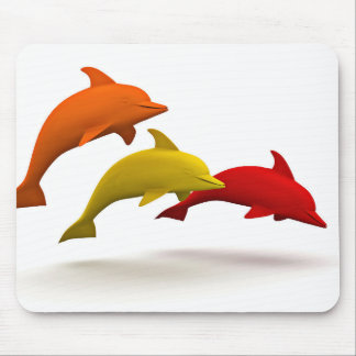 Fish Themed Mouse Pad