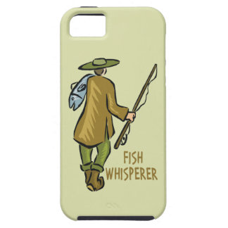 Fish Whisperer Fishing iPhone 5 Covers