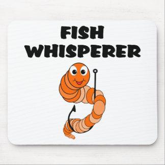 Fish Whisperer Mouse Pad