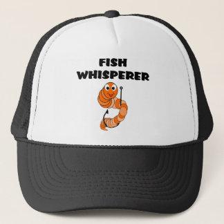 Fish Whisperer Trucker Hat