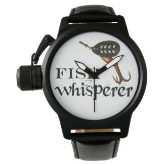 Fish Whisperer Watch