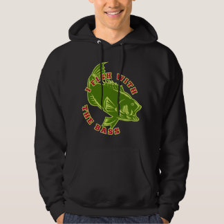 Fish With Bass Pullover