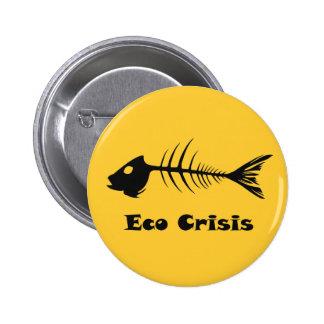 Fishbone Eco Crisis Button