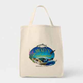 Fishcamp Grocery Tote