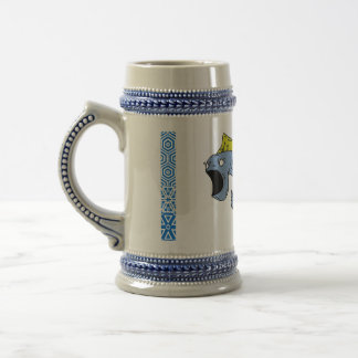 Fishenstein Beer Stein