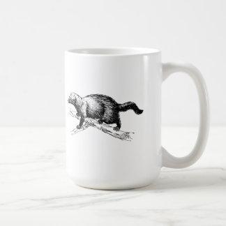Fisher Basic White Mug