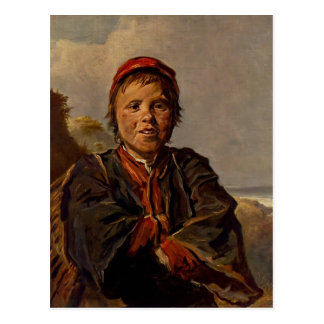 Fisher boy  by Frans Hals Postcards