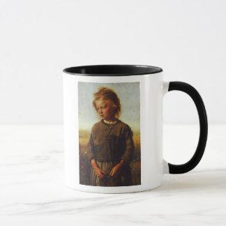 Fisher girl, 1874 mug