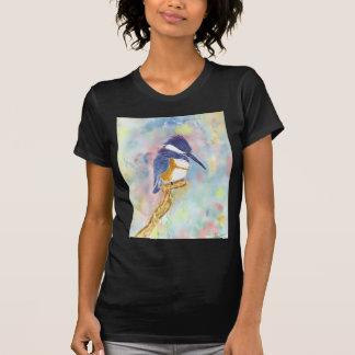 Fisher King, Kingfisher watercolor T-Shirt