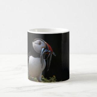 Fisher Puffin Basic White Mug