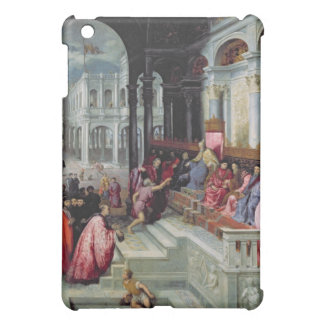 Fisherman Giving the Ring to the Doge of Venice Cover For The iPad Mini