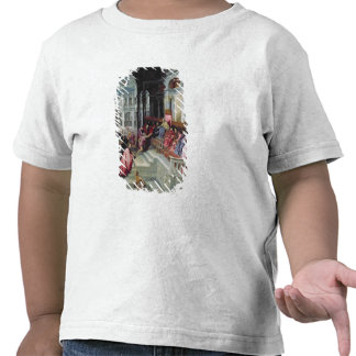 Fisherman Giving the Ring to the Doge of Venice T Shirt