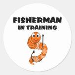 Fisherman In Training