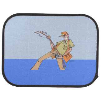 Fisherman Inside rear car mats