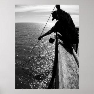 Fisherman Posters