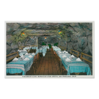 Fisherman's Cave, Brenstein's Grotto Posters