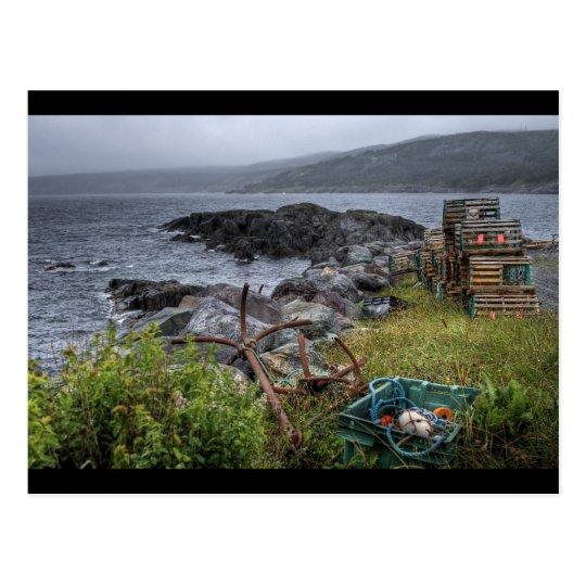 Fisherman's Coast Postcard